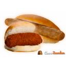 108a. Broodje frikandel, kroket, bamihap of Kassoufflé