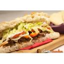 53. Shoarma op Turks brood